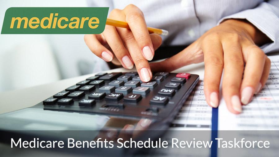 Medicare Benefits Schedule Review Taskforce