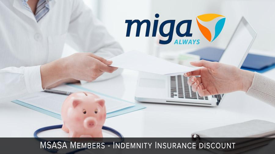 MIGA – Indemnity Insurance Discount