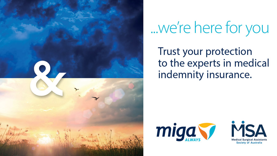 Exciting offer from MIGA for MSASA Members
